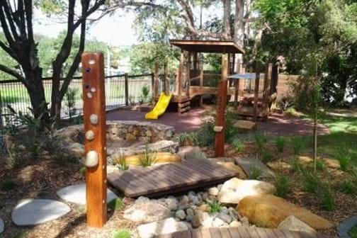 Commercial 1 - Harmony Landcapes - Brookes St Kindergarten - Nambour