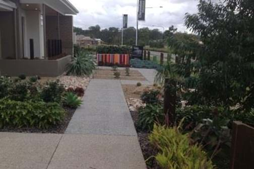 Commercial 2 - Ace Landscapes - Clarendon Display Homes - Pimpama