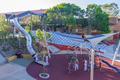 Commercial 4 - Eureka Landscapes - Anglican Church Grammar School Junior Playground