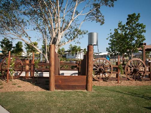 Million $ Plus - Highly Commended - Eureka Landscapes - Stoneleigh Park, Logan Reserve