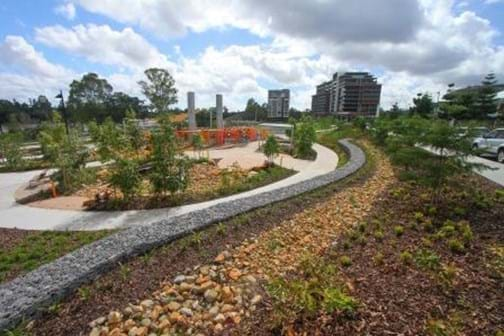 Million Dollar Plus - Eureka Landscapes - Ken Fletcher Park - Tennyson