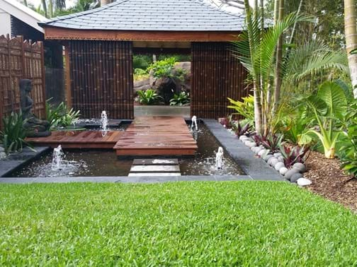 Contractor Design & Construct 2 - Moonah Landscapes - Buderim