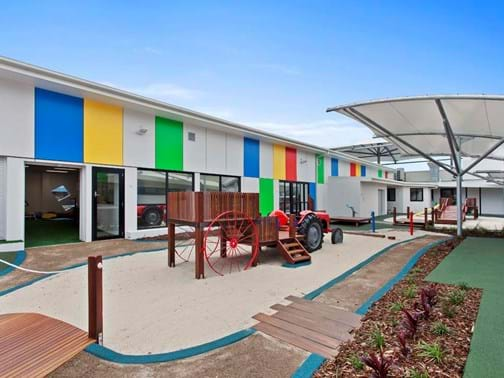 Commercial 1 Highly Commended - Penfold Projects - My Cubby House Early Learning Playground - Southport