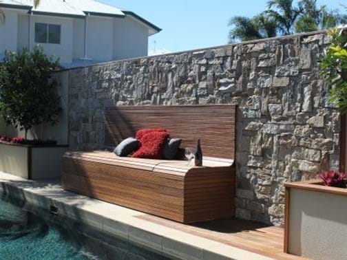 Residential Feature - Living Style Landscapes