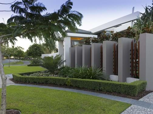 2016 Queensland Residential Construction of the Year - Tecscape Landscaping Contractors - Sanctuary Cove